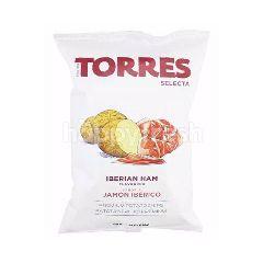Torres Iberian Ham Glavoured Chips