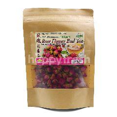 Green Bio Tech Rose Flower Bud Tea