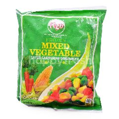 Figo Frozen Mixed Vegetables