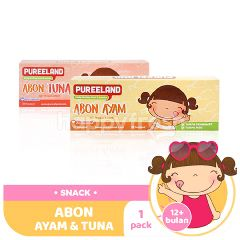 Pureeland Baby Chicken & Tuna Floss