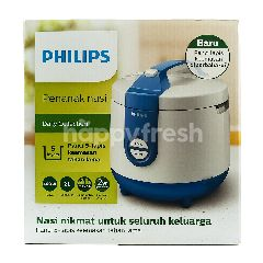 Philips Penanak Nasi Daily Collection HD3119 Biru