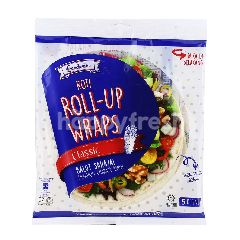 Gardenia Roll Up Wraps (Classic)