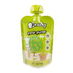 Peachy Pir Puree