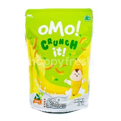 Omo! Crunch It! Banana 8m+