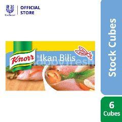 Knorr Seasoning Ikan Bilis 6 Cubes