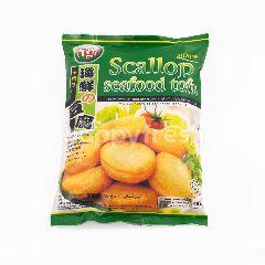 Figo Scallop Seafood Tofu Tanpa Tambahan Pengawet