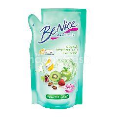 บีไนซ์ ครีมอาบน้ำ ไกลเซลลูไลท์ โพรเทคชั่น ถุงเติม 400 มล.