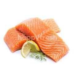 Fillet Ikan Salmon Norwegia