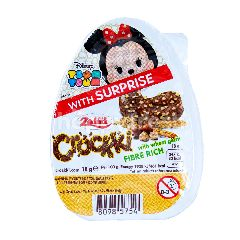 Zaini Crockki Disney Tsum Tsum Cokelat