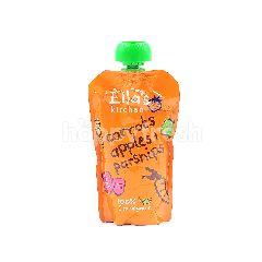 ELLA'S KITCHEN Carrots Apples + Parsnips Pureed