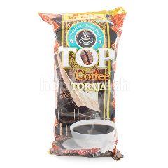 TOP Coffee Kopi Toraja Bubuk dengan Gula (15 sachet)