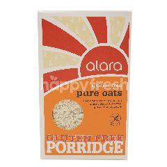 ALARA Gluten Free Pure Oats Porridge