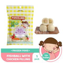 Pureeland Baby Fishball with Chicken Filling