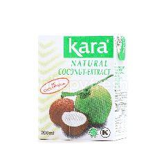 Kara Natural Coconut Milk