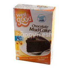 เวลล์ & กู้ด แป้งข้าวเจ้า อเนกประสงค์ สำหรับทำเค้กรสช็อกโกแลต