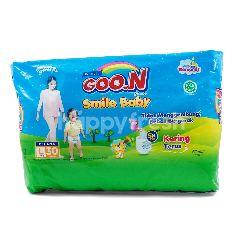 Goo.N Smile Baby Popok Celana Bayi Ukuran L