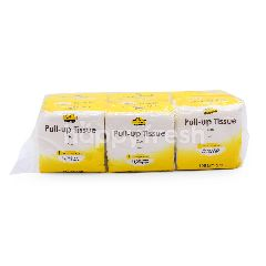TOPVALU Pull-Up Tissue (125 Sheets x 6Pcs)