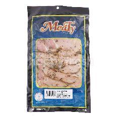 Meaty Black Pepper Pork Bacon
