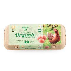 อาการะ อัครา ไข่ไก่ ออร์แกนิค (10 ฟอง)