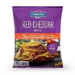 Emborg Shredded Red Cheddar Cheese