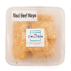 The Chilly Bin Beef Mayo Rissole