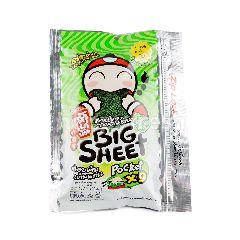 Taokaenoi Big Sheet Seaweed Classic Flavour