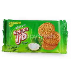 Nissin Biskuit Kelapa Ijo