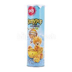 Omypop Popcorn Jagung Popcorn Rasa Madu dan Keju
