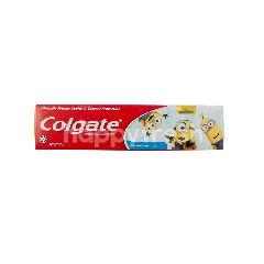 Colgate Minions Bubble Fruit Flavor Toothpaste