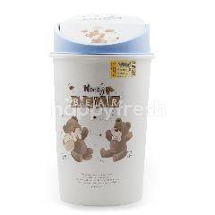 Peniel Honey Bear Waste Paper Basket