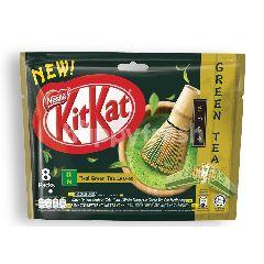 KitKat Green Tea Chocolate Wafer (8s)