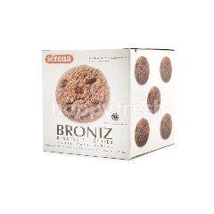 Serena Broniz Kue Kering Cokelat
