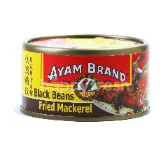 Ayam Brand Black Bean Fried Mackerel