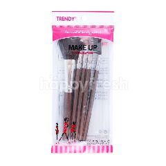 Trendy Set Kuas Makeup TBD 500