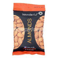 Wonderful Pistachios Kacang Almond Klasik Asin Panggang