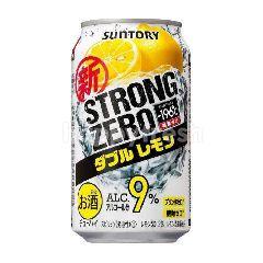 Suntory Strong Zero Lemon Alc 9%
