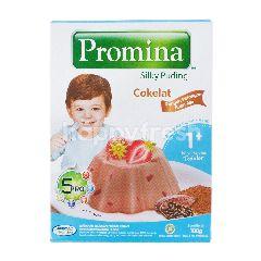 Promina Puding Lembut Cokelat 1+