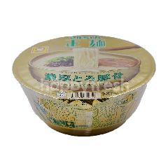 Maruchan Regular Noodles Cup Thick Toro Pork Bone