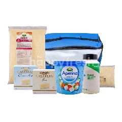 Food Diary Cheese Lover Set