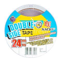 Nachi Perekat Sisi Ganda 24mm