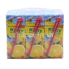 Yeo's Iced Tea Lemon Drink (6 Packs)