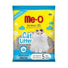 มีโอ มี-โอ ทรายอนามัยสำหรับแมว ชนิดจับตัวเป็นก้อน