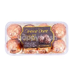 Tresor Dore Hazelnut Cream Crisp Malt Wafer Ball