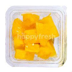 Semangka Kuning Potong