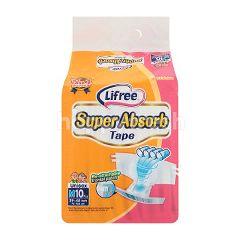 Lifree Super Absorb Tape M