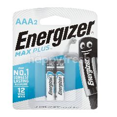 Energizer Max Plus AAA (2 Pieces)