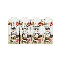 Farm Fresh Double Espresso Cafe Latte With Real Coffee UHT Milk Drink (200mlx4)