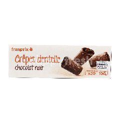 ฟรังพรีซ์ ดาร์กช็อกโกแลต เครป บิสกิต 100 กรัม