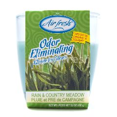 Air Fresh Odor Eliminating Rain & Country Meadow