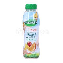 Greenfields Minuman Yogurt Rasa Campuran Buah